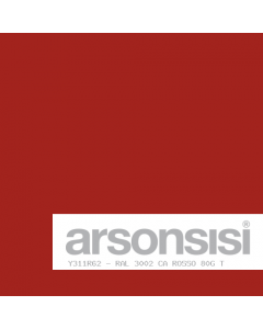 RAL 3002 CA ROSSO 80G T