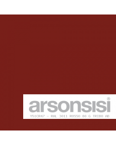 RAL 3011 ROSSO 80 G TRIBO AB DG